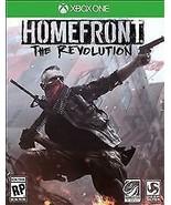 Homefront: The Revolution (Microsoft Xbox One, 2016)M - $9.45