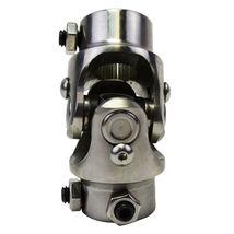 "Stainless Steel Yokes Steering Shaft Universal U-Joint 3/4"" 30 Spline To 3/4"" DD image 6"