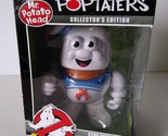 MR. POTATO HEAD Ghostbusters Collector's Edition STAY-PUFT Marshmallow Man Funko