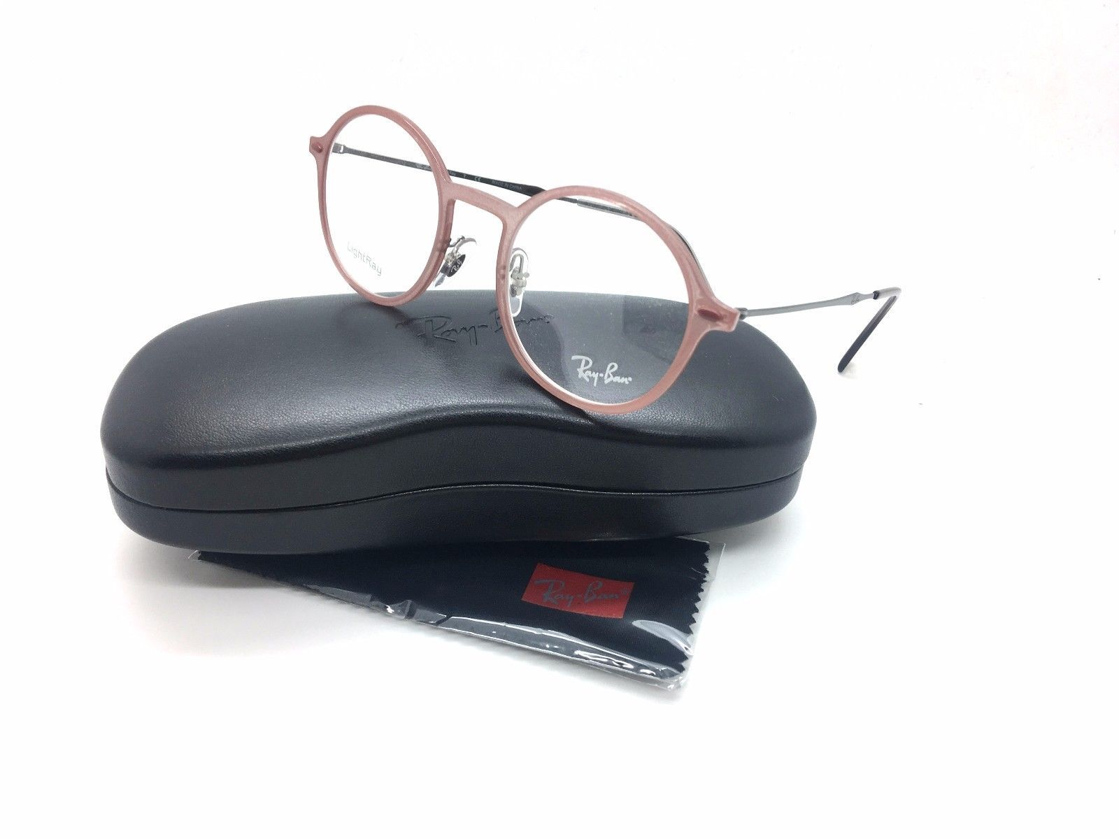 c59911738c Ray-Ban RB 7087 5637 LightRay Mauve New and 13 similar items. 57