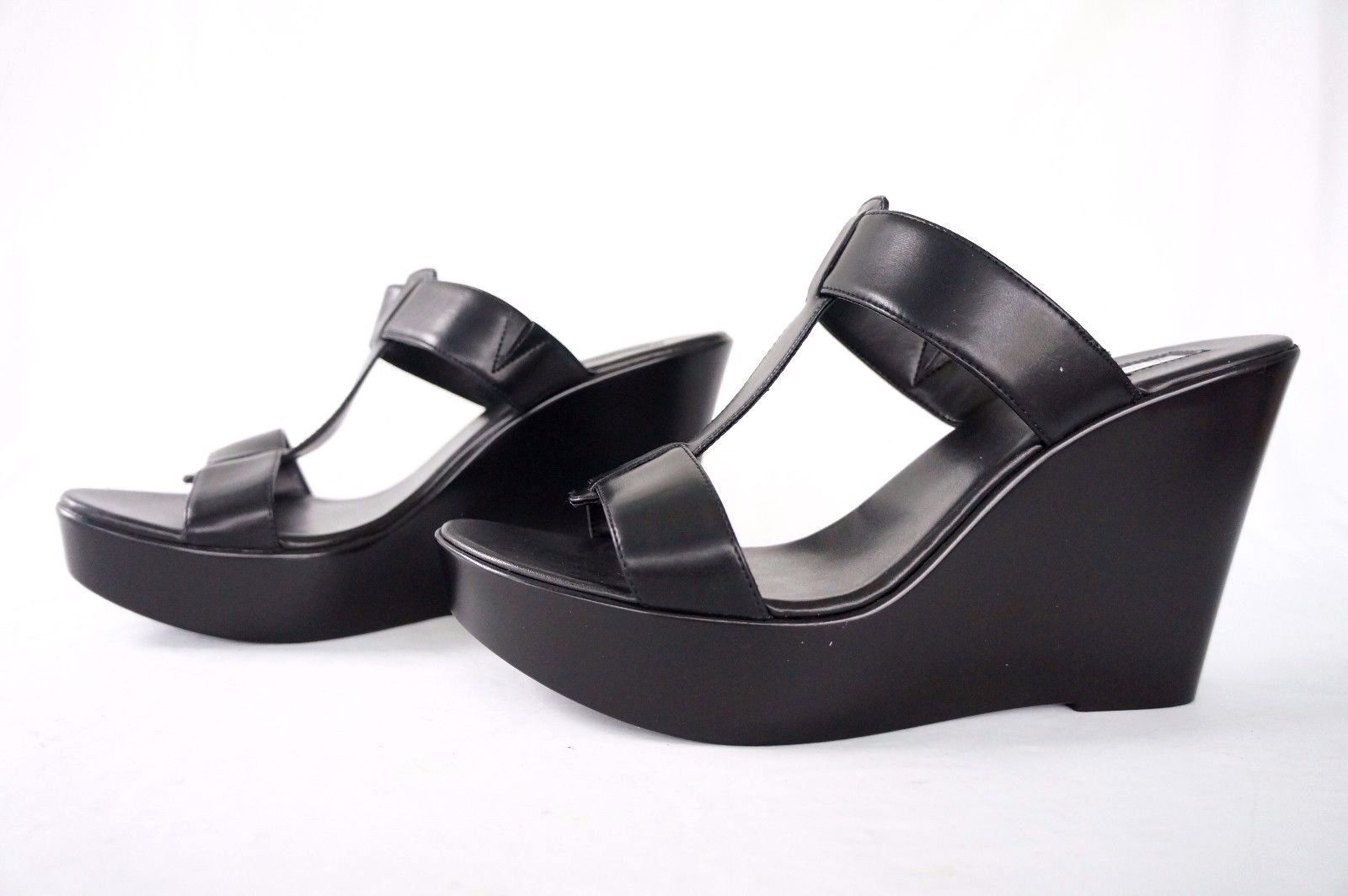 3e1756fbb7a4 INC International Concepts Paciee Open Toe Synthetic Wedge Sandal Women  Shoes -  24.92