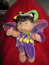 Vintage 1995 CPK Purple Lavender Cabbage Patch Fairy Doll - $7.66