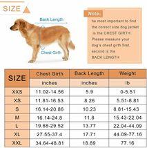 HAOCOO Dog Life Jacket Vest Saver Safety Swimsuit Preserver W/Reflective Strip image 5
