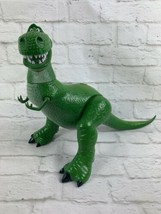 "Disney Pixar Toy Story Rex Deluxe 12"" Talking Figure - $46.54"