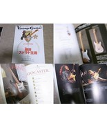 Japanese edition photo book of The VINTAGE GUITAR vol.12 - I love Strato... - $78.21