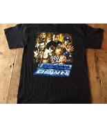WWE Smackdown T-Shirt medium Adult - $7.60
