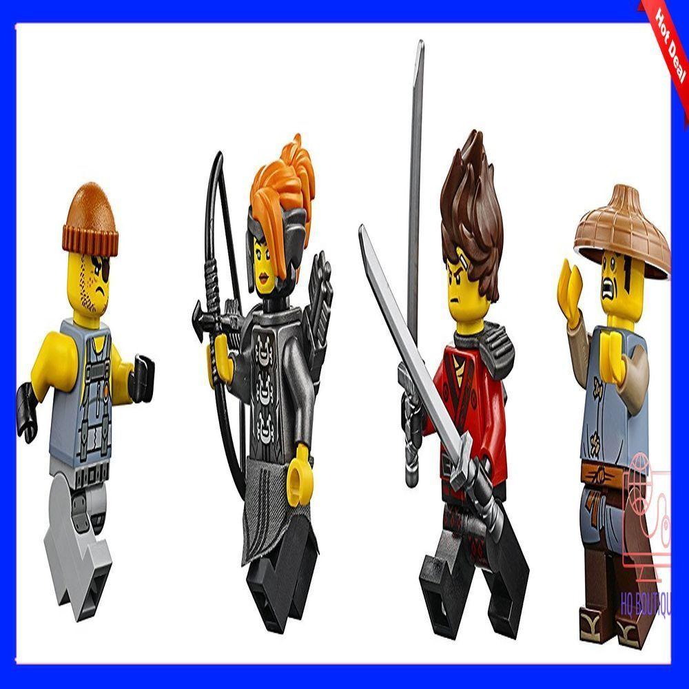 New 2018 LEGO Ninjago Movie minifigures and 50 similar items