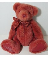 """Gund SIGNATURE COLLECTION ROSEBEARY 17"""" Jointed TEDDY BEAR Signed 962/1200 - $51.97"""