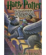 Harry Potter And The Prisoner Of Azkaban [Hardcover] J.K. Rowling and Ma... - $5.69