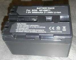 Li-ion Battery Pack Fits Sony DCR-TRV245E, CCD-TRV328, DCR-TRV22E, CCD-TRV748E - $23.99
