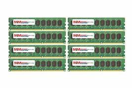 MemoryMasters 64GB (8x8GB) DDR3-1866MHz PC3-14900 ECC UDIMM 2Rx8 1.5V Unbuffered - $395.01