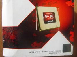 Amd Fx AM3+ Socket 6 Core Black Edition Cpu Fx 6100 ===>For Sale - $0.00