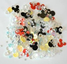 """""""Magical"""" Sparkletz Shaker Embellishments by Buttons Galore."""