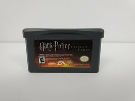 Harry Potter and the Goblet of Fire (Nintendo Game Boy Advance, 2005) Ga... - $6.80