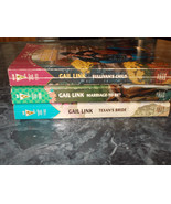 Silhouette Gail Link lot of 3 contemporary romance paperbacks - $2.99