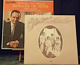 Parade of Hits John Gart and The Best of The Statler Brothers AA20-RC2125 Vintag image 3