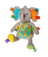Taggies Little Leaf Elephant Soft Toy - $26.99