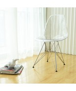 2 Lexy Eiffel Base Ghost Chair (Free Shipping) - $139.32