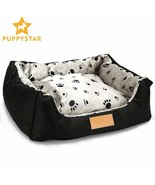 Bed Sofa Soft Warm High Quality Pet Dog Comfortable Waterproof Dog Squar... - $51.53+