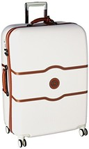 Delsey Luggage Chatelet Hard+, Large Checked Luggage, Hard Case Spinner ... - $390.80