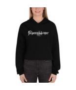 Forgotten Winter [Women Crop Hoodie] - $44.00