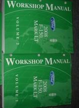 2008 Ford F-150 F150 TRUCK Lincoln Mark LT Service Shop Repair Manual Se... - $178.19
