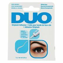 Ardell DUO Striplash Eyelash Adhesive Glue White/Clear 0.25 oz - $8.99