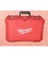 Milwaukee 2429-21XC M12 Cordless Sub-Compact Band Saw Kit Hard CASE ONLY VG - $59.84
