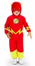 Rubies Flash Dc Comics Superhéroe Infantil Niños Disfraz Halloween 885210 - $23.09