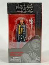 "Star Wars "" The Black Series""  Lando Calrissian 6 Inch  Action Figure In... - $11.87"