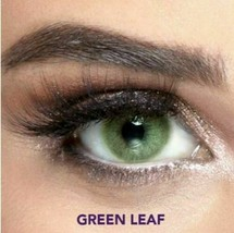 Lensee Natural Collection Annual Natural Green Leaf One Lens NEW SEALED ... - $19.80