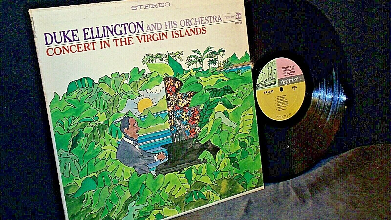 Concert In The Virgin Islands - Duke Ellington And His Orchestra  AA20-RC2101 Vi
