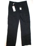 NWT New Mens RED Valentino 48 Italy 32 US Dark Blue Cargo Pants Designer... - $238.00