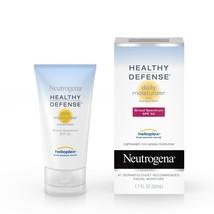Neutrogena Healthy Defense Daily Moisturizer with Broad Spectrum SPF50 S... - $24.47