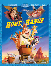 Home On The Range (Blu-Ray/DVD/2 Disc Combo/Ws)