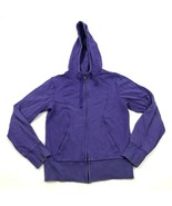 Champion Hoodie Full Zip Sweater Jacket Women's Size Small S Purple Ligh... - $20.00