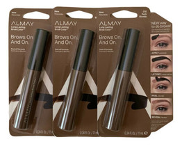 (3)ALMAY Long Lasting Brow Color The Brows On And On - 010 Dark Blonde  - $13.76