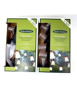 2 Smith & Hawken 10-Light Indoor/Outdoor String Lights 10 Lights ea Box ... - $35.52
