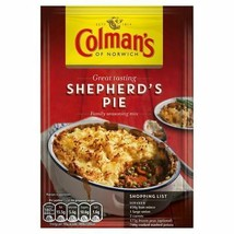 Colman's Shepherd's Pie Recipe Mix 50g - $2.01