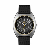 Roue HDS One Men's Watch, 1980s German Industrial Design, 41.5mm Sand Bl... - $193.30