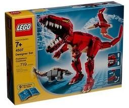 Lego Make & Create Designer Prehistoric Creatures (4507) - $98.99