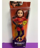Incredibles 2 Mrs. Incredible Elastigirl Red Fully Poseable NEW Disney J... - $8.90
