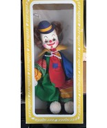 Effanbee Here Comes The Clowns Collection Elmer #6350 NIB - $29.70