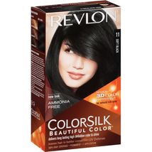 Revlon ColorSilk Beautiful Color - 11 Soft Black  - $6.39