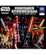 Star Wars Lightsaber Reboot Keychain Collection Darth Vader Yoda Skywalker - $11.99+