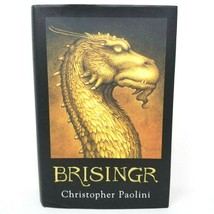 The Inheritance Book 3 Brisingr by Christopher Paolini Hardcover First E... - $14.99