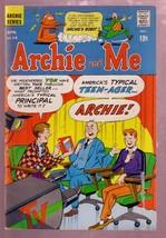 ARCHIE AND ME #14 1967-BETTY & VERONICA-REGGIE-TV CAMER VG - $24.83