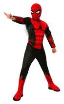Rubies Spider-Man Far From Home Hero Deluxe Kind Kinder Halloween Kostüm... - $31.36