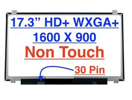 "New HP Notebook 17-X NT173WDM-N11 LCD Screen LED for Laptop 17.3"" - $77.97"