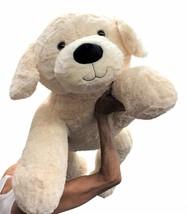 Big Plush Giant Stuffed Labrador Retriever Dog 4 Feet Soft 48 inches 122 cm - $117.10